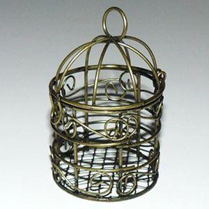 Fuglebur - Antik bronze