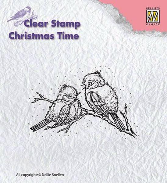 Billede af Fugle - Christmas Time - CT015