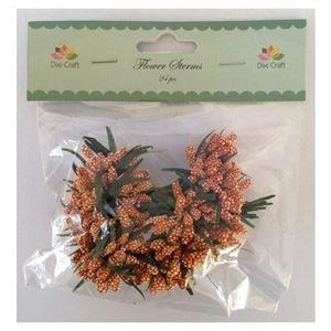 Blomster buketter - papirblomster fra Dixi Craft - SF47