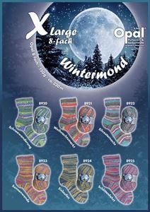 Opal Wintermond 8-fach Kollektion