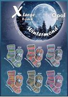 Billede til varegruppe Opal Wintermond 8-fach