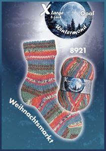 Opal Wintermond 8-fach - 8921