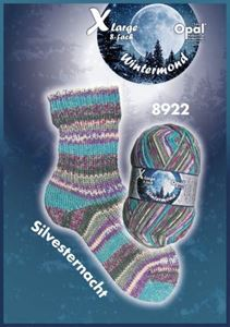 Opal Wintermond 8-fach - 8922