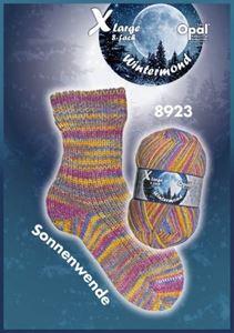 Opal Wintermond 8-fach - 8923