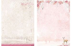 Sweet Winter Season - Hjort - Jul - Designpapir fra Studio Light - SWS204