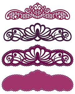 Regal Borders and Pockets - HCD1-779   -   Dies Standsejern fra Heartfelt Creations