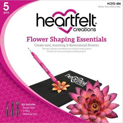 Flower Shaping Essentials - HCST2-406 fra Heartfelt Creations