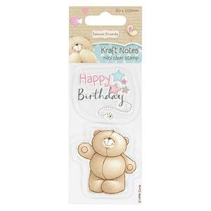 Forever Friends stempel - Happy Birthday - FFS907119
