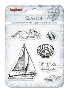 Seaside stempler - SCB4901012b