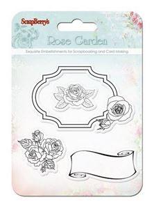 Rose Garden - stempler - SCB4901008