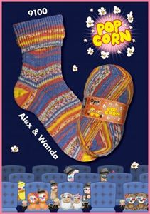 Opal Pop Corn - 9100