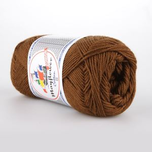 Mayflower Cotton 8 Junior - 1432 Gylden brun