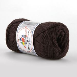 Mayflower Cotton 8 Junior - 1436 Chokolade