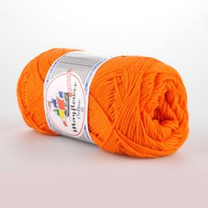 Mayflower Cotton 8 Junior - 1406 Orange