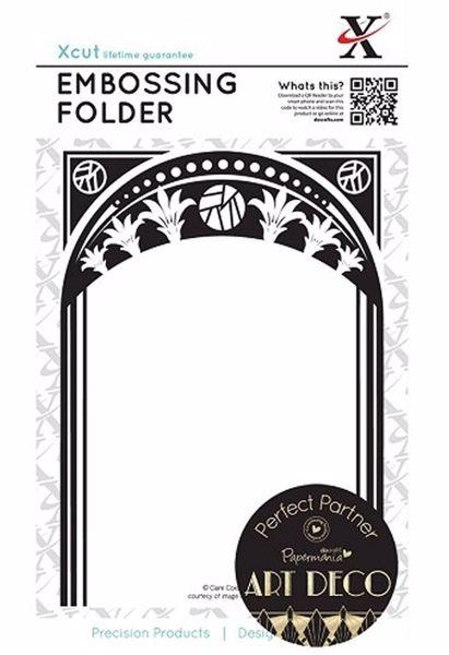 Embossing folder - Arch - XCU515119 X-cut