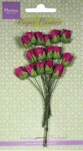 Røde blomsterknopper fra Marianne Design - RB2241