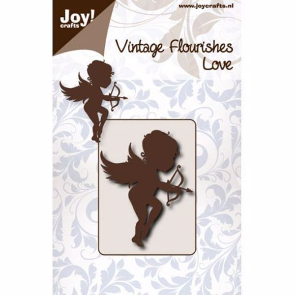 Amor - Vintage Flourishes Love - die fra Joy Crafts - 6003/0048