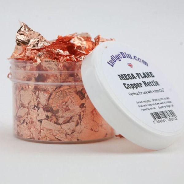 Mega-Flake fra IndigoBlu - Copper Kettle - MF-CK01