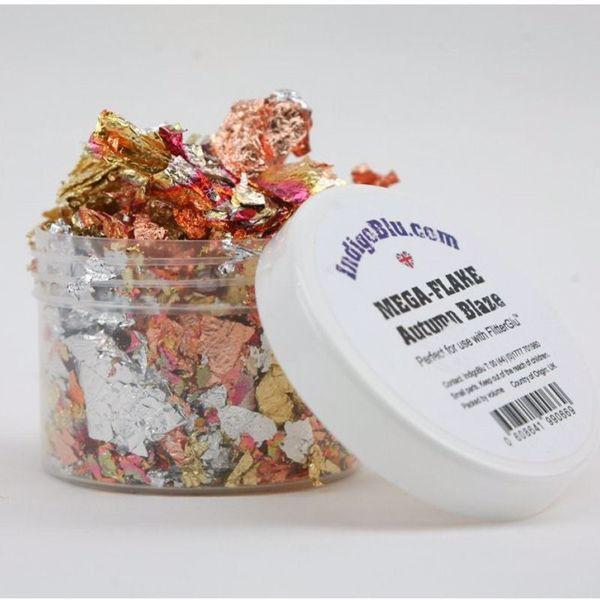 Mega-Flake fra IndigoBlu - Autumn Blaze - MF-AB01