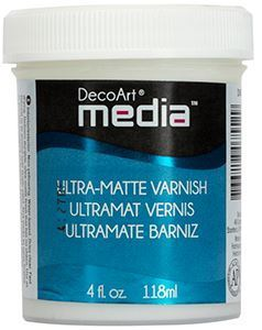 Ultra-Matte Varnish fra DecoArt - DMM24