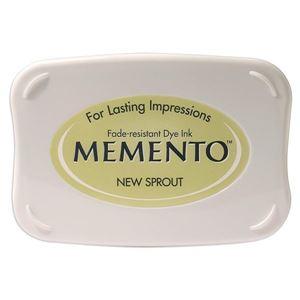 Tsukineko Memento Dye Ink - New Sprout - ME704