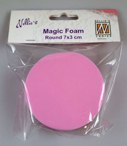 Magic Foam - Foranderligt stempel - fra Nellie's Choice - NMMMF001