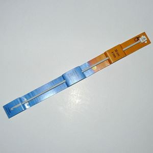 Tunesisk hæklenål, hakkenål, hæklepind fra Pony - 30 cm - Str 3½mm, 4mm og 4½mm
