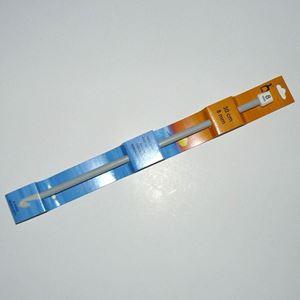 Tunesisk hæklenål, hakkenål, hæklepind fra Pony - 30 cm - Str 8mm, 9mm og 10mm