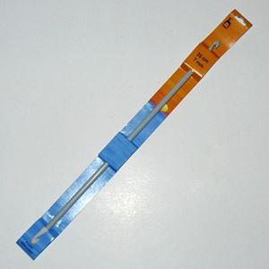 Dobbeltendet Tunesisk Hæklenål - hæklepind fra Pony 35 cm - 7mm, 8mm og 9mm