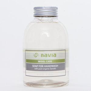 Navia Wool Care - Flydende uldsæbe til håndvask af uld, silke og finere bomuld