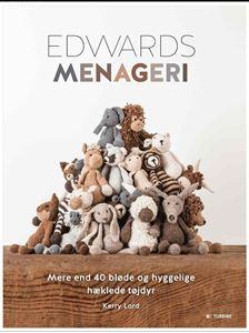 Edwards Menageri - Mere end 40 bløde og hyggelige hæklede tøjdyr