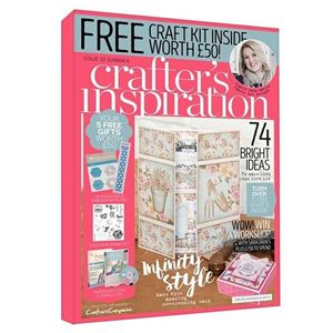 Crafters Inspiration nr. 10 fra Crafters Companion