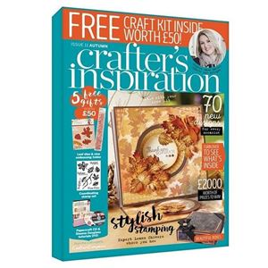 Crafters Inspiration nr. 11 fra Crafters Companion
