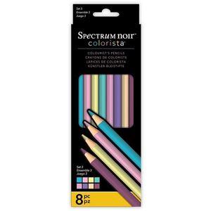 Spectrum Noir Colorista Voks Farveblyanter i foreløbig 48 forskellige farver