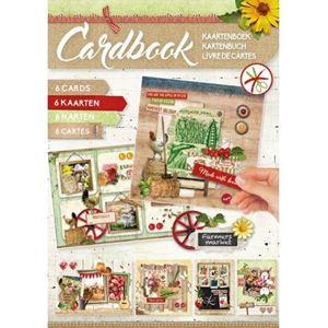 Høstmarked design papir pakning til scrapbooking og kort - SL06