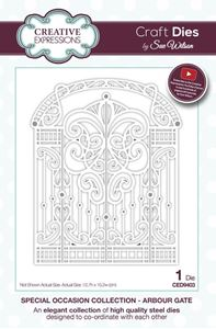 Special Occasion Collection - Arbour Gate - CED9403 fra Creative Expression