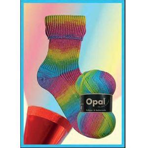 Opal Surprise strømpegarn 4-trådet - 4061