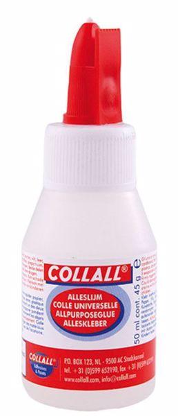 CallAll universal lim - hurtig tørrende og stærk - til kort og scrapbooking - 50 ml
