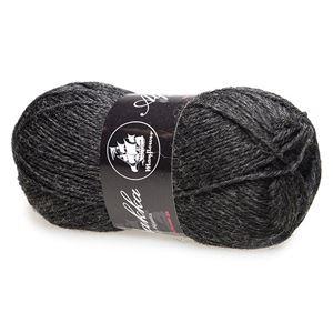Mayfloer Alpakka 4-trådet strikkegarn - Koksgrå 08