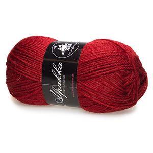 Mayfloer Alpakka 4-trådet strikkegarn - Rød 20