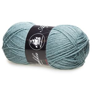 Mayfloer Alpakka 4-trådet strikkegarn - Tegrøn 13