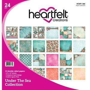 Under The Sea Collection fra Heartfelt Creations - HCDP1-266