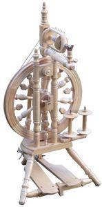 Smukt udformet opstanderrok med indbygget tenhus - Kromski Minstrel