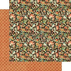 Designpapir 12x12 fra Graphic 45 - Sumptuous Floral