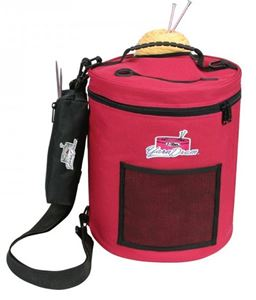 Taske fra ArtBin til opbevaring af håndarbejde, garn og pinde