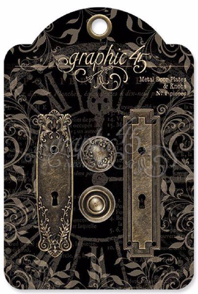 Dekorative dørplader fra Graphic 45