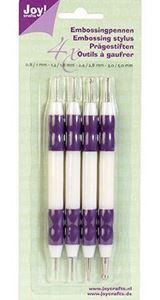 Embossingpenne til formgivning af blomster fra Joy Craft - 6200/0023