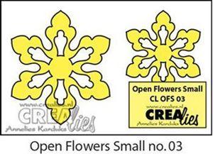 CreaLies blomster til scrapbooking - CL OFS 03