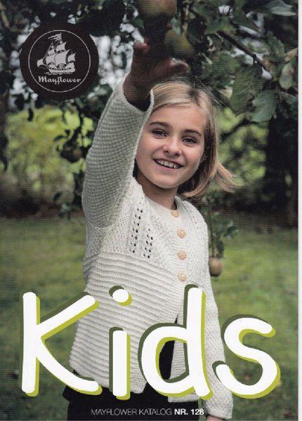 Mayflower Kids nr. 128 - 6 søde opskrifter til børn mellem 4 og 12 år