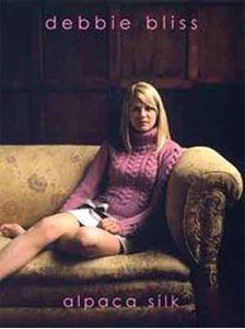 Debbie Bliss Alpaca Silkpaperback opskriftbog